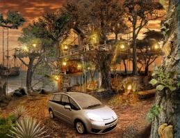 """""""Concep"""" para comercial Citroen - 2006"""