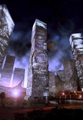 Pó-produção de render para curso de arquitetura - 2012