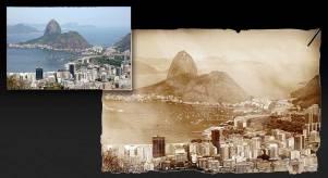 """""""Rio antigo do futuro"""" - 2008"""